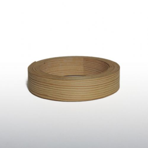 Pine edging tape <br/> 0.6 mm x 32 mm x 10m